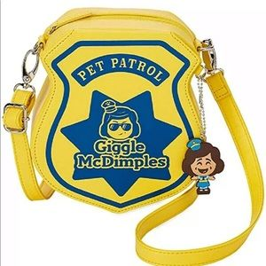 Disney Toy Story 4 Giggle McDimples Crossbody bag